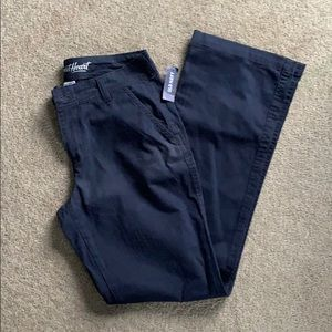 New Old Navy Sweetheart Blue pants - size 6